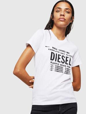 T-SILY-ZF, Blanco - Camisetas