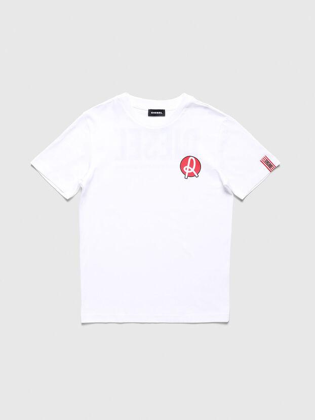 LR TDIEGO VIC, Blanco - Camisetas y Tops