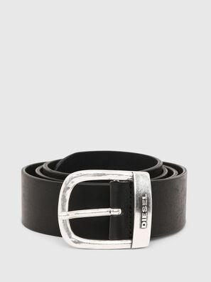 B-ROUNCLE, Negro - Cinturones