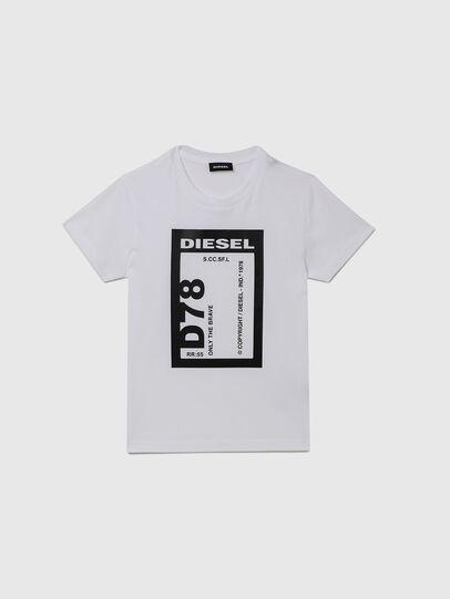 Diesel - TFULL78, Blanco - Camisetas y Tops - Image 1