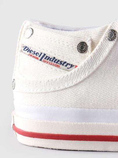 Diesel - EXPOSURE LOW, Blanco Roto - Sneakers - Image 5