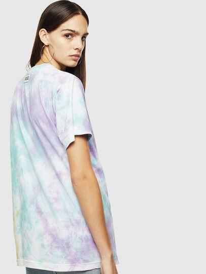 Diesel - T-DARIA-M, Multicolor - Camisetas - Image 2