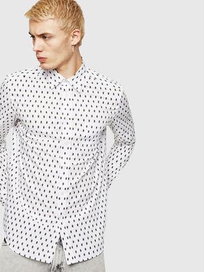 S-VEN-SKULL, Blanco - Camisas