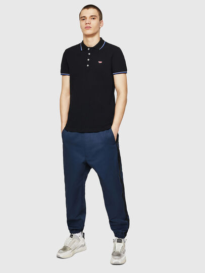 Diesel - T-RANDY-NEW, Azul - Polos - Image 5