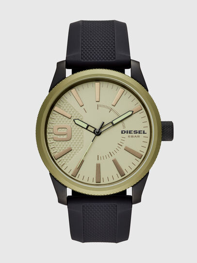 Diesel - DZ1875, Negro/Verde - Relojes - Image 1