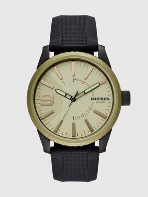 DZ1875, Negro/Verde - Relojes