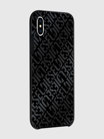 Diesel - DIESEL PRINTED CO-MOLD CASE FOR IPHONE XS MAX, Negro - Fundas - Image 6