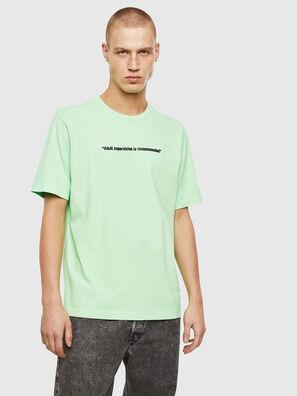 T-JUST-NEON, Verde Fluo - Camisetas