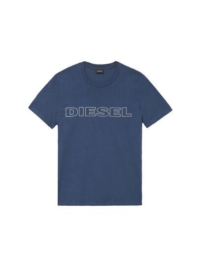 Diesel - UMLT-JAKE, Azul Noche - Camisetas - Image 1