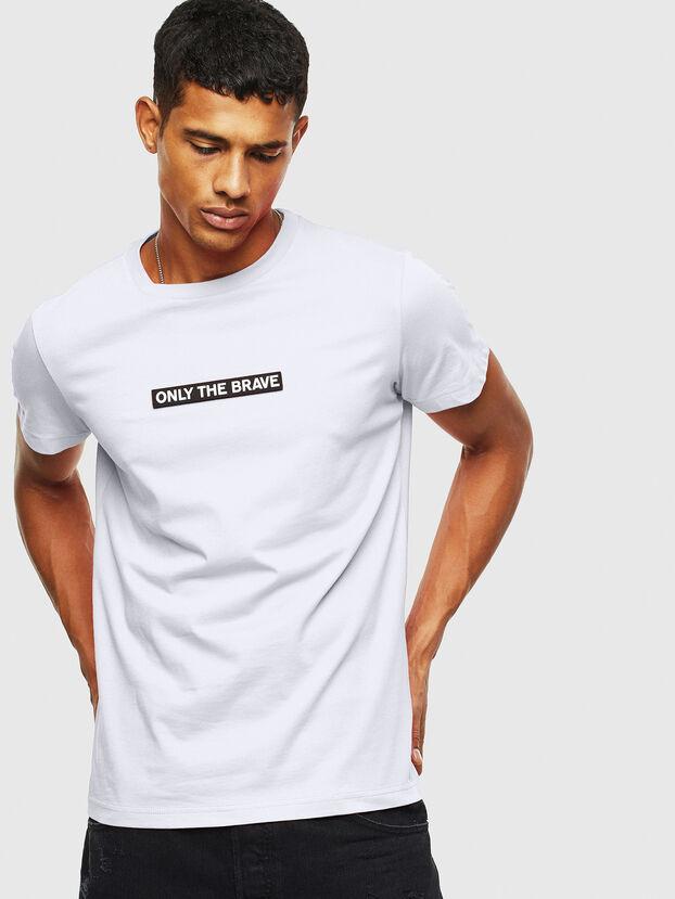 T-DIEGO-T16, Blanco - Camisetas