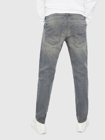 Diesel - D-Bazer 0699P, Grey Jeans - Vaqueros - Image 2