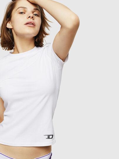 Diesel - UFTEE-ROUNDFEM,  - Camisetas - Image 4