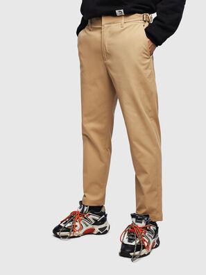 P-CHARLIE, Beige - Pantalones
