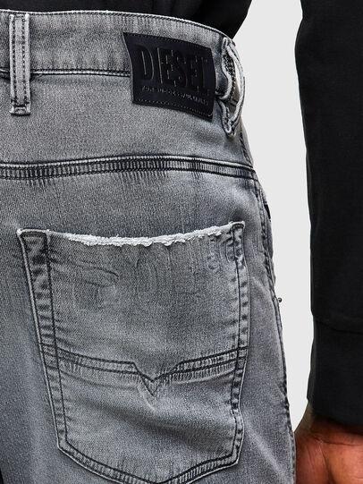 Diesel - Krooley JoggJeans® 069SN, Gris Claro - Vaqueros - Image 4