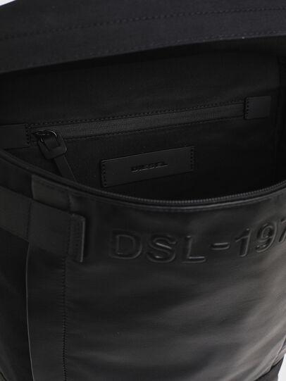 Diesel - PIEVE, Negro - Mochilas - Image 6
