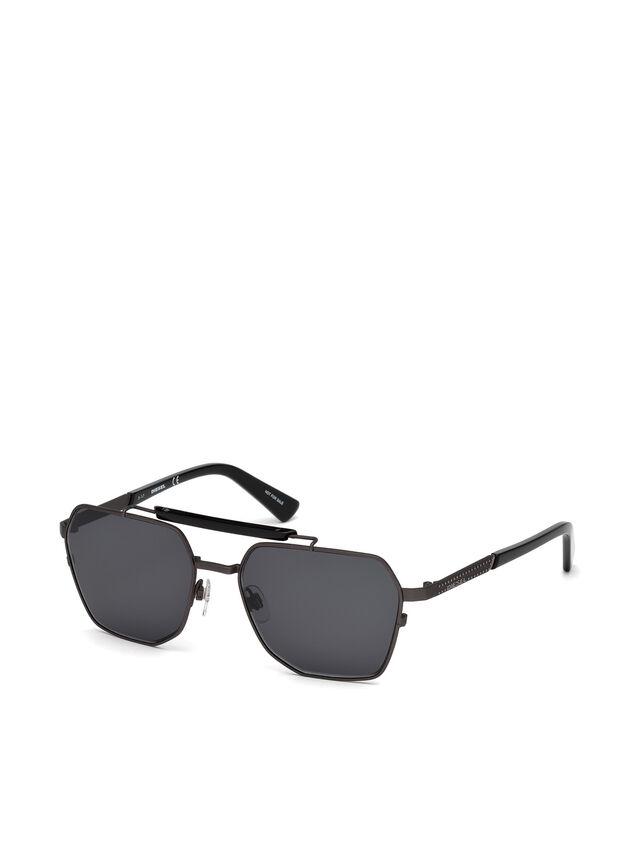 Diesel - DL0256, Negro - Gafas de sol - Image 2