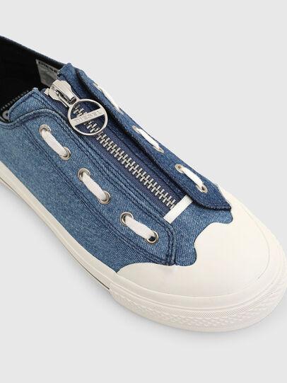 Diesel - S-ASTICO LZIP W, Azul - Sneakers - Image 3