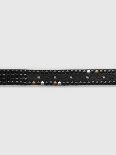 Diesel - B-BORK, Negro - Cinturones - Image 4