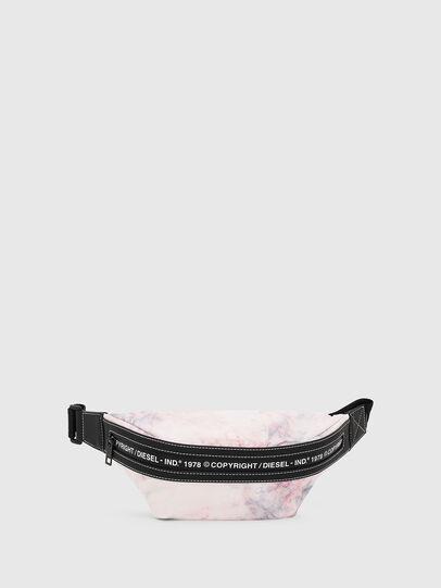 Diesel - NELUMBO, Rosa - Bolsas con cinturón - Image 1