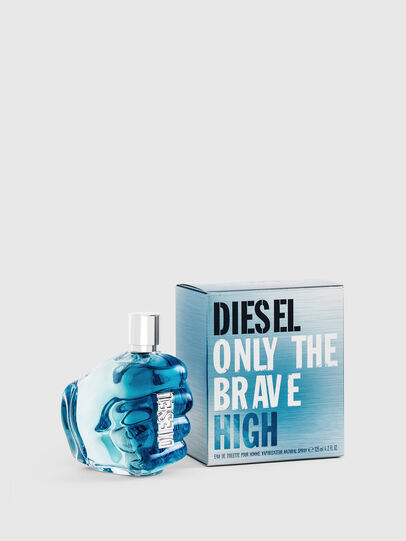 Diesel - ONLY THE BRAVE HIGH  125ML, Azul Claro - Only The Brave - Image 1