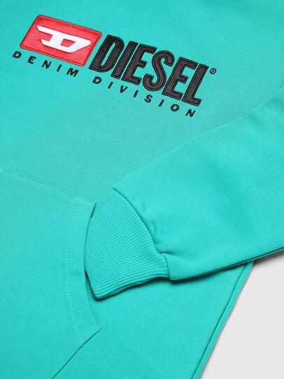 Diesel - DILSEC, Celeste - Vestidos - Image 3