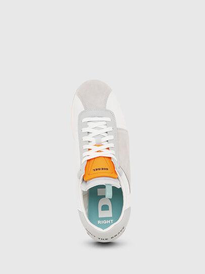 Diesel - S-PYAVE LC, Blanco/Gris - Sneakers - Image 4