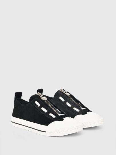 Diesel - S-ASTICO LZIP, Negro - Sneakers - Image 2