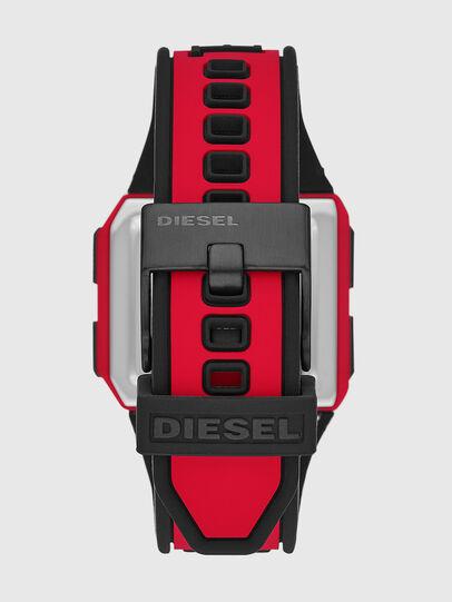 Diesel - DZ1923, Rojo/Negro - Relojes - Image 3