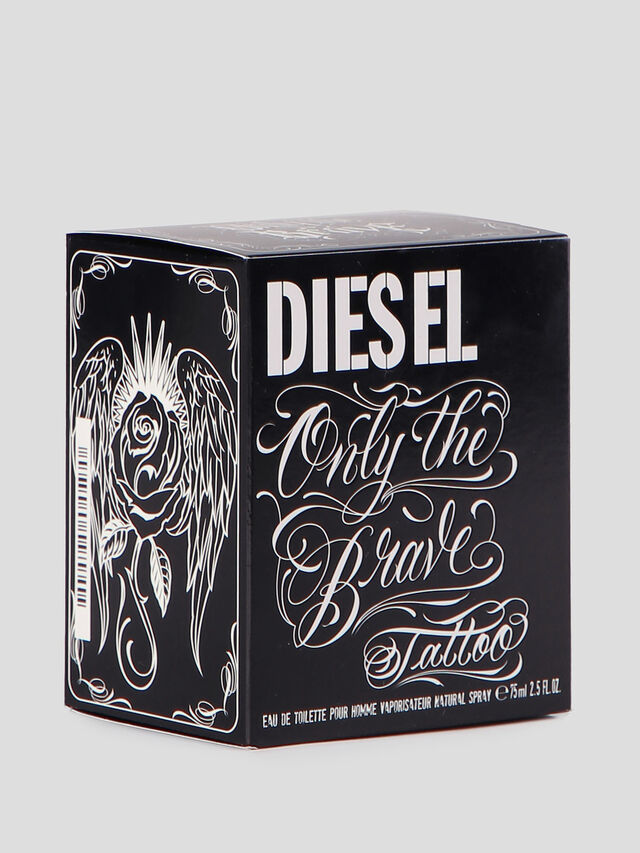 Diesel - ONLY THE BRAVE TATTOO 75ML, Genérico - Only The Brave - Image 4