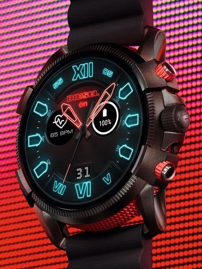 Diesel - DT2010, Negro - Smartwatches - Image 2
