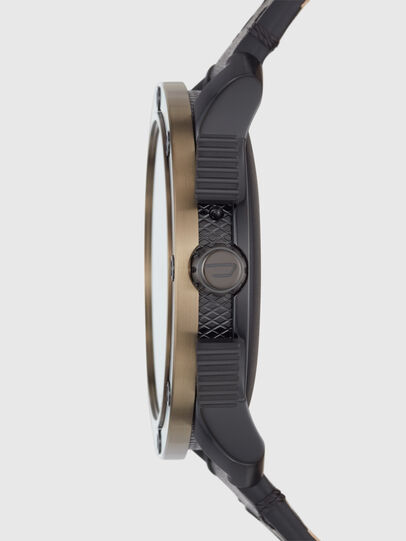 Diesel - DT2016, Negro/Bronce - Smartwatches - Image 3