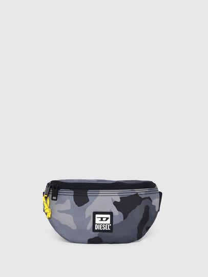Diesel - BYGA, Gris - Bolsas con cinturón - Image 1