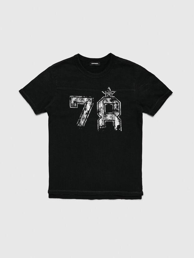 TDIEGOCUTA, Negro - Camisetas y Tops