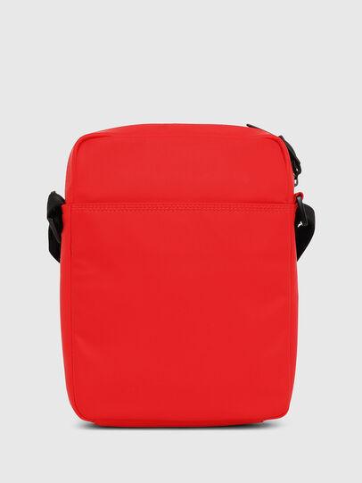 Diesel - F-BOLD SMALL CROSS, Rojo - Bolso cruzados - Image 2