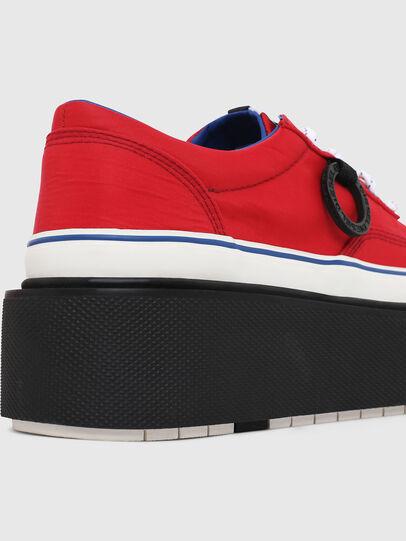 Diesel - H-SCIROCCO LOW, Rojo Fuego - Sneakers - Image 6