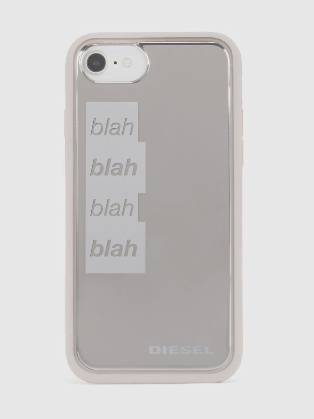 BLAH BLAH BLAH IPHONE 8 PLUS/7 PLUS/6s PLUS/6 PLUS CASE, Blanco