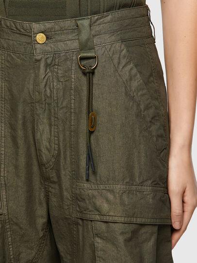Diesel - P-EMMA, Verde Militar - Pantalones - Image 3