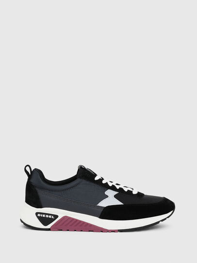 Diesel - S-KB LOW LACE II, Negro - Sneakers - Image 1