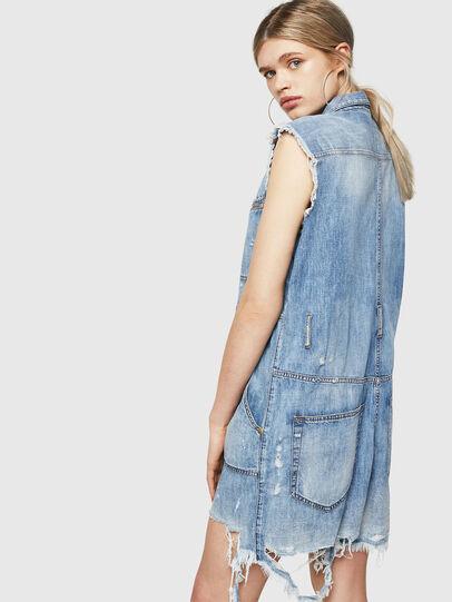Diesel - DE-BETTE, Blue Jeans - Monos - Image 6