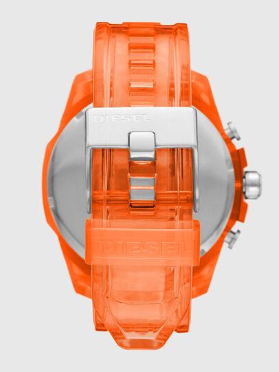 Diesel - DZ4533, Naranja - Relojes - Image 2