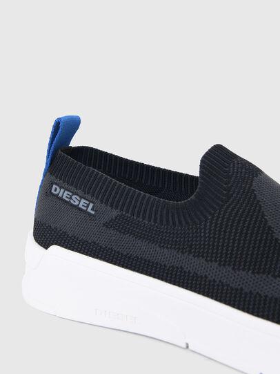 Diesel - S-YOSUKE SO, Azul - Sneakers - Image 4