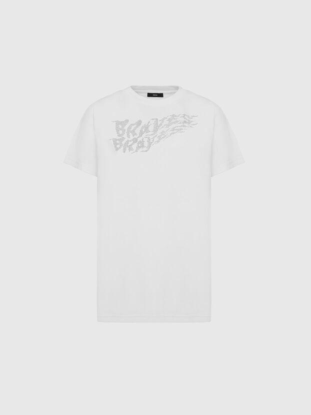 T-DARIA-E5, Blanco - Camisetas