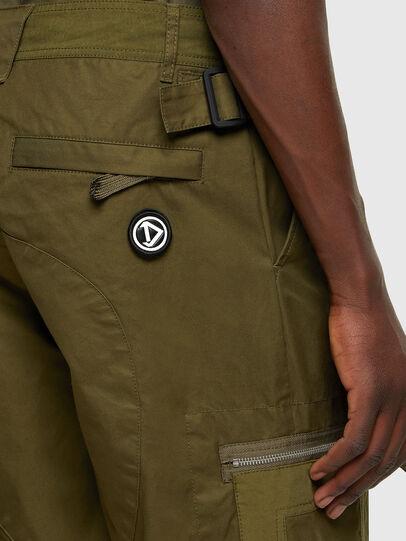 Diesel - P-CYAN, Verde Militar - Pantalones - Image 4