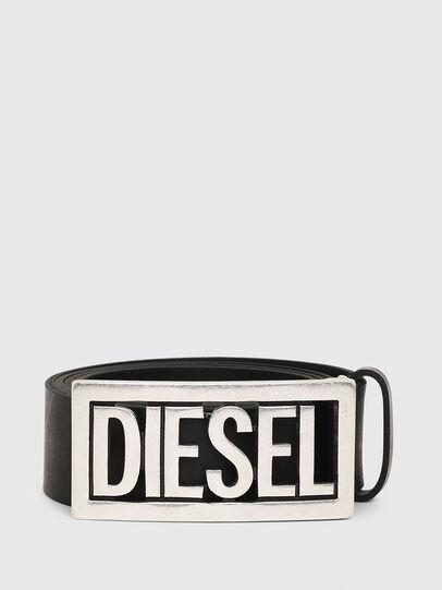Diesel - B-OGO, Negro - Cinturones - Image 1
