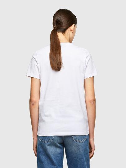 Diesel - T-SILY-K8, Blanco - Camisetas - Image 2
