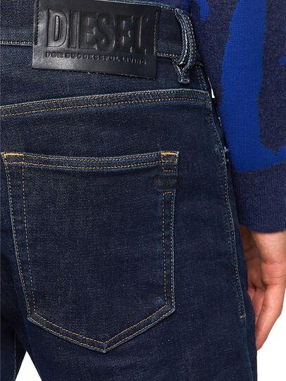 Diesel - D-Strukt JoggJeans® Z69VI, Azul Oscuro - Vaqueros - Image 3
