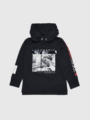 TFONTYBJ OVER, Negro - Camisetas y Tops