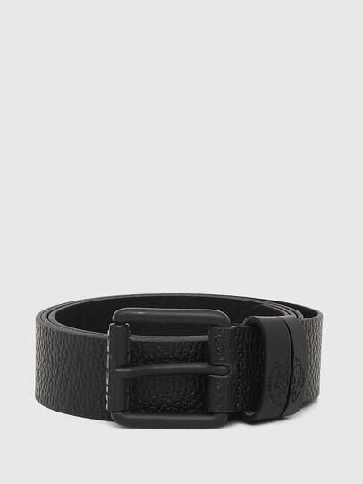 Diesel - B-CANARO, Negro - Cinturones - Image 1