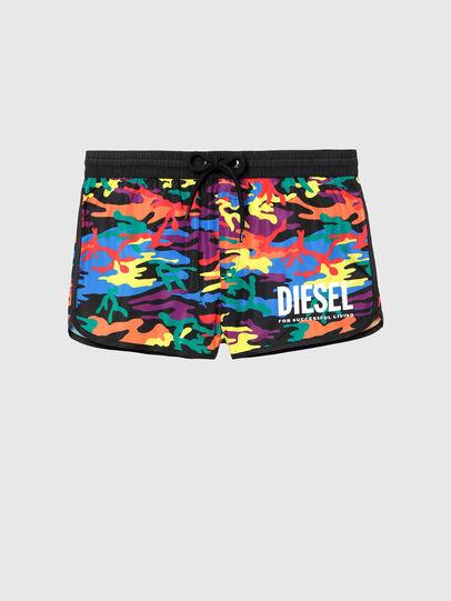 Diesel - BMBX-REEF-28, Multicolor - Bañadores boxers - Image 4