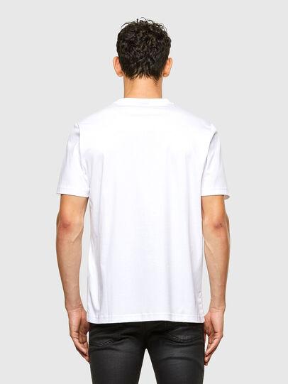 Diesel - T-JUST-A31, Blanco - Camisetas - Image 2